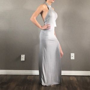 b56994d01ee TOBI GREY MAXI DRESS🎉